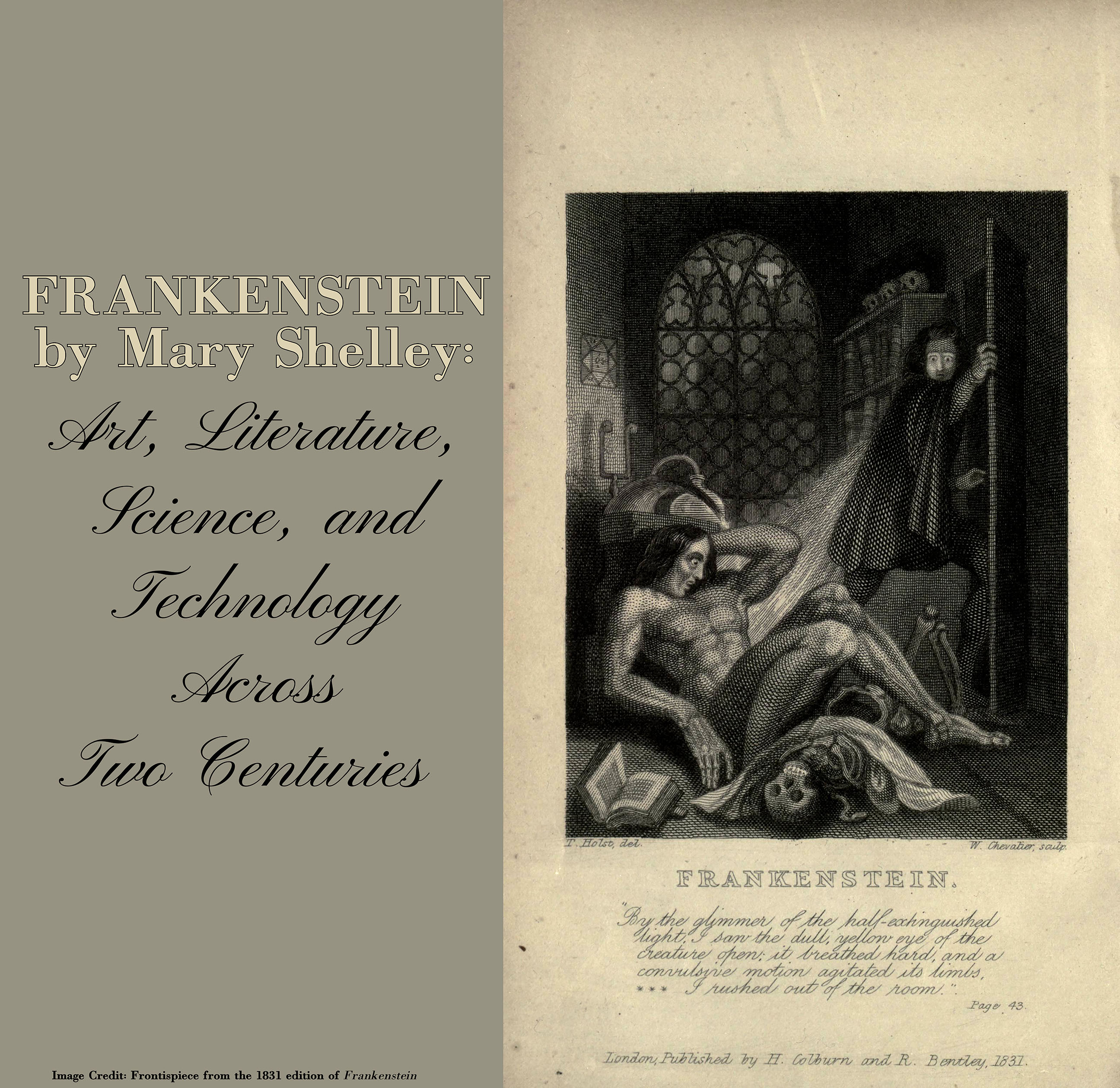 a literary analysis of the monster in frankenstein by mary shelley Mini-literary analysis on frankenstein by mary shelley 1818 human beings are all born innocent however, the activities and experiences of life dictate whether we maintain this innocence or lose it.