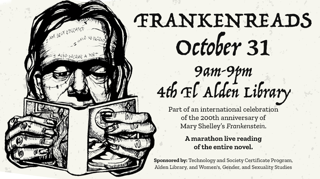 Events for October 31, 2018 – Frankenreads